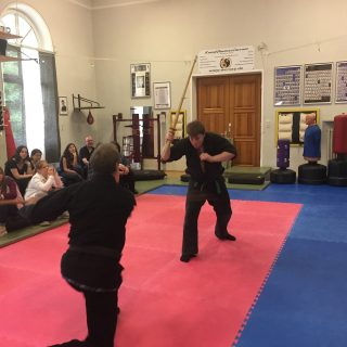 Kampfkunst-Infotag NW