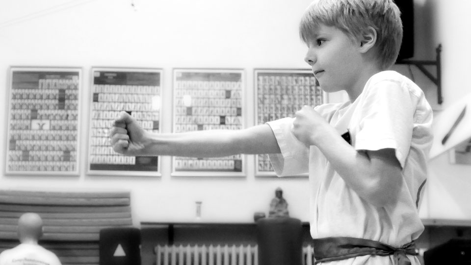 Kids WingChun